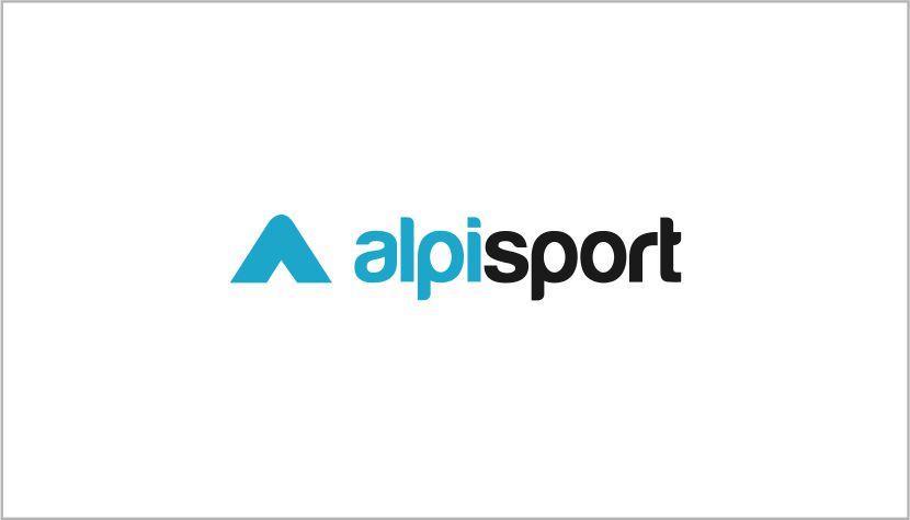 Vytvoření loga pro společnost ALPISPORT