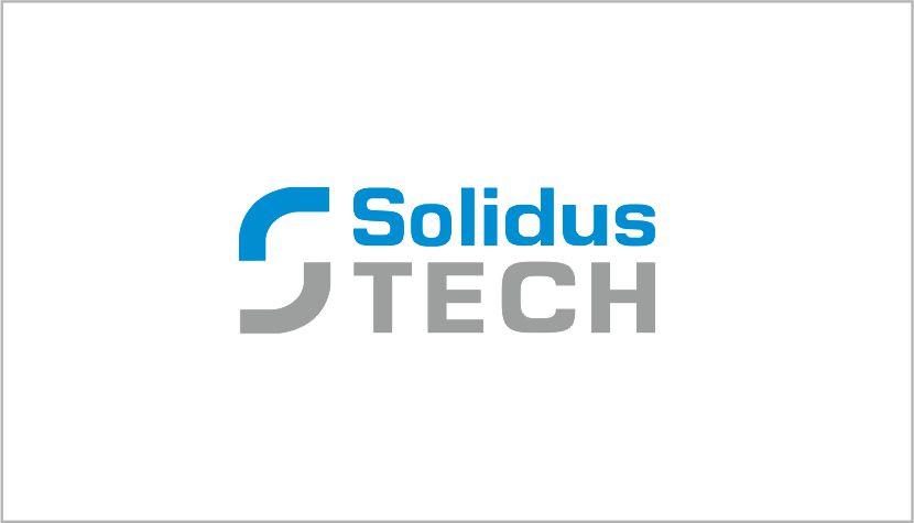 Vytvoření loga pro společnost SOLIDUS TECH,